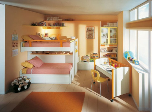 14 ideen f r tolle kinderzimmer. Black Bedroom Furniture Sets. Home Design Ideas