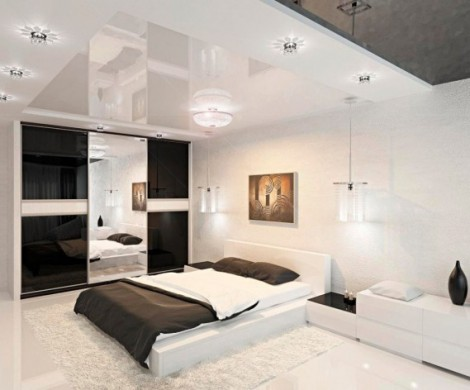 ideen f r moderne schlafzimmer. Black Bedroom Furniture Sets. Home Design Ideas