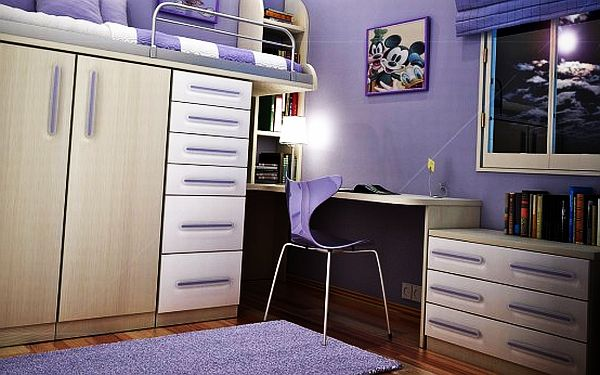 wei lila schrank interessante ideen f r. Black Bedroom Furniture Sets. Home Design Ideas