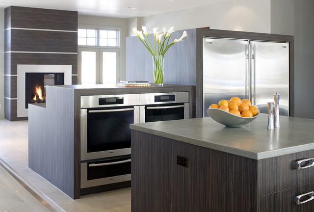 Designer Contemporary Kitchens Uk