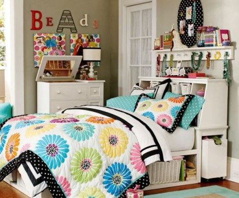 moderne ideen f r bettw sche f r das m dchenkinderzimmer. Black Bedroom Furniture Sets. Home Design Ideas