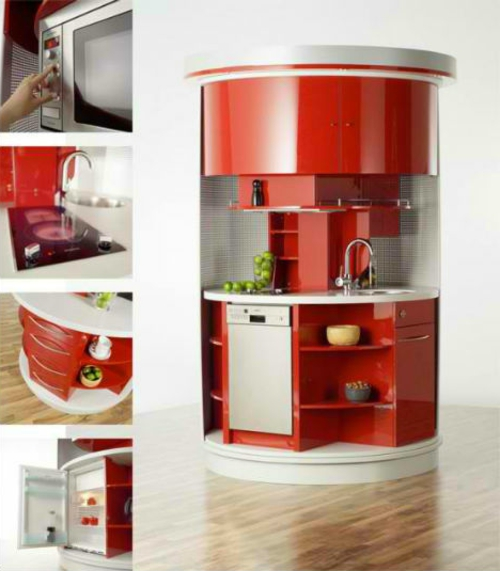 Mini Kitchen Design