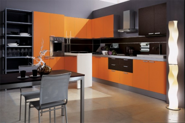 k chen designs in orange. Black Bedroom Furniture Sets. Home Design Ideas