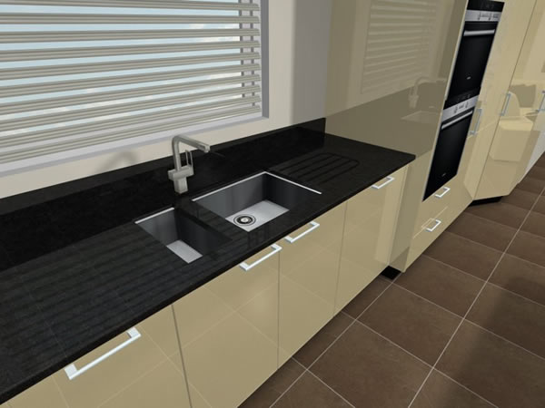 Black Kitchen Taps Argos