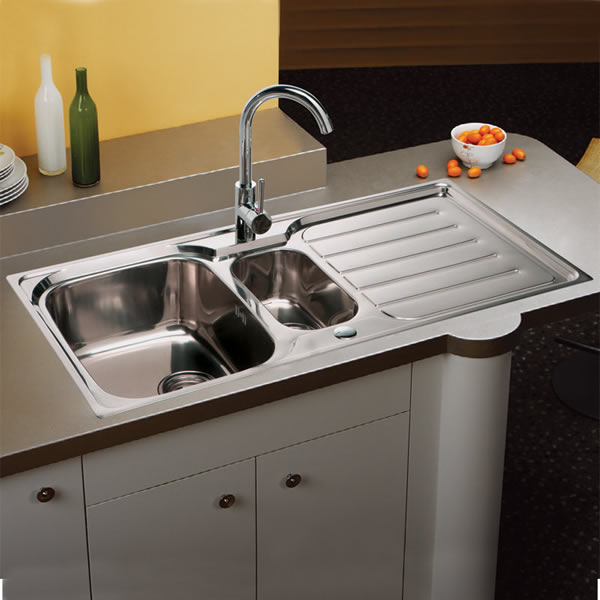 kitchen wash basin designs 70 stile und ideen f 252 r k 252 chensp 252 len 6473