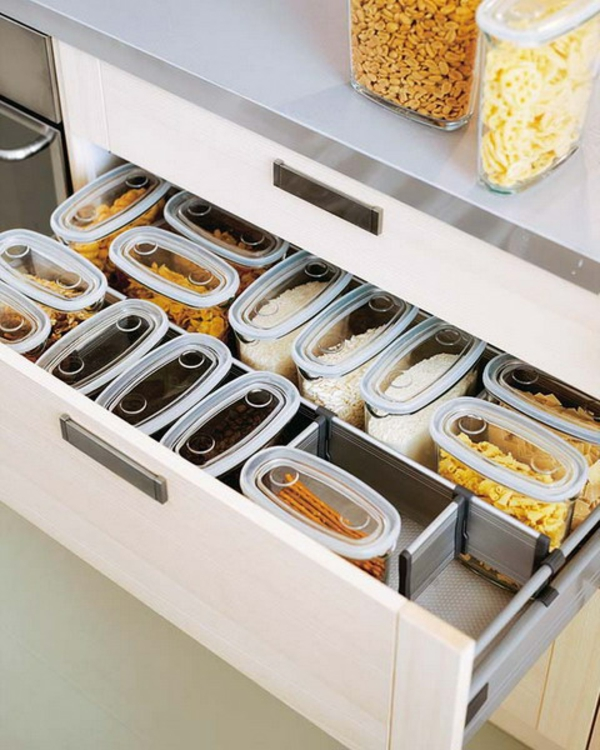 Plastic Kitchen Cabinet Lazy Susan