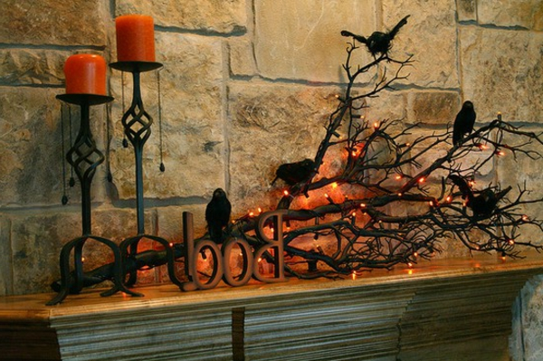 Awesome Halloween Deko Wohnzimmer Images - House Design Ideas ... Halloween Deko Wohnzimmer