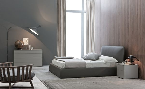 moderne betten f r zeitgen ssische schlafzimmer. Black Bedroom Furniture Sets. Home Design Ideas
