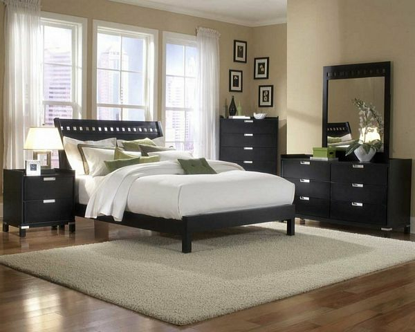 coole schlafzimmer f r m nner. Black Bedroom Furniture Sets. Home Design Ideas