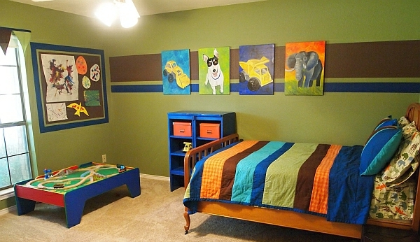 wohnideen kinderzimmer jung. Black Bedroom Furniture Sets. Home Design Ideas