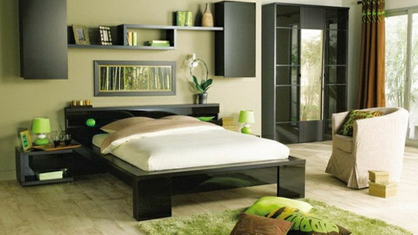 Decoration Chambre Adulte Colore