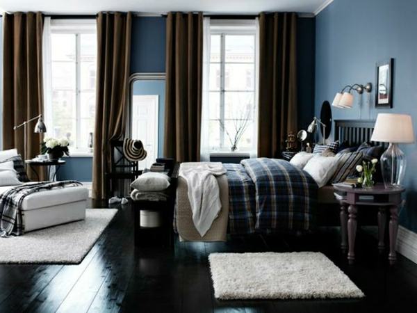 1001 ideen farben im schlafzimmer 32 gelungene. Black Bedroom Furniture Sets. Home Design Ideas