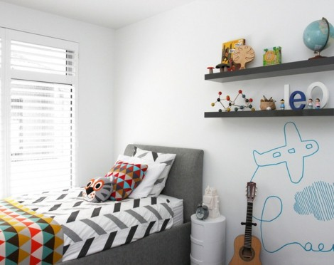 Kinderzimmer einrichten und dekorieren 20 kreative ideen - Toddler bedroom ideas for small rooms ...
