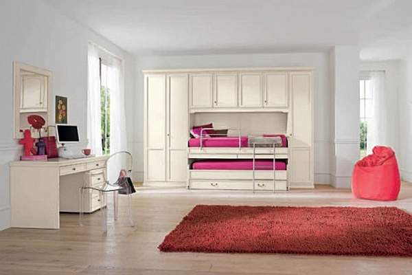 kinderzimmer f r m dchen raumgestaltung ideen f r eine prinzessin. Black Bedroom Furniture Sets. Home Design Ideas