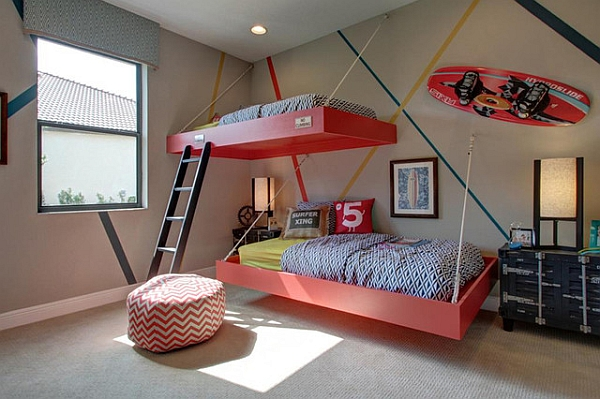 Bunk Bed Frame Montreal