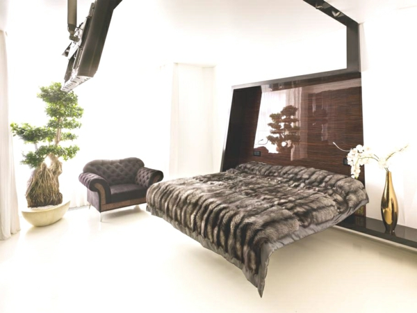 schlafzimmer einrichten schaffen sie eine romantische atmosph re. Black Bedroom Furniture Sets. Home Design Ideas