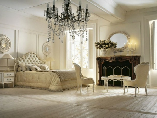 schlafzimmer ideen laden sie die romantik in ihren. Black Bedroom Furniture Sets. Home Design Ideas
