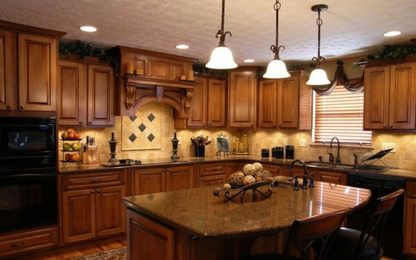 Kitchen Color Schemes With Painted Cabinets
