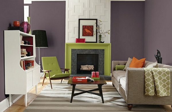 Farbe Trends couch tisch regale