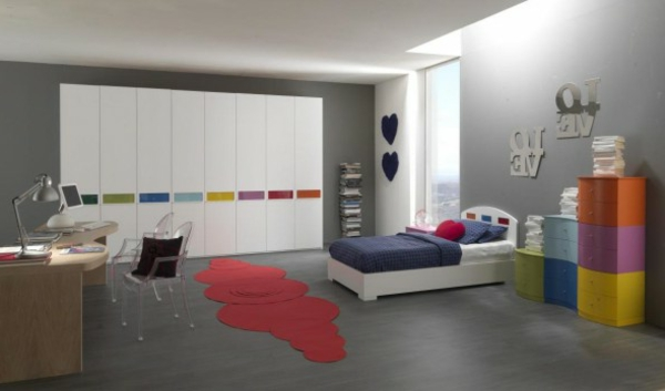 einzigartige coole jugendzimmer dekoration. Black Bedroom Furniture Sets. Home Design Ideas