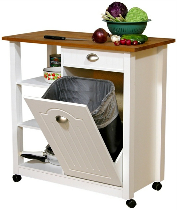 Kitchen Island Cutting Table