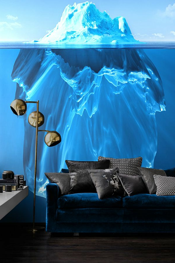 Top Trends Innendesign couch wasser