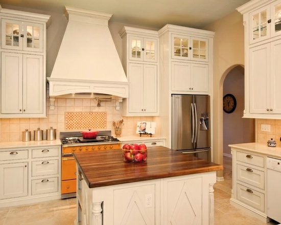 Kitchen Wood Hoods Pictures
