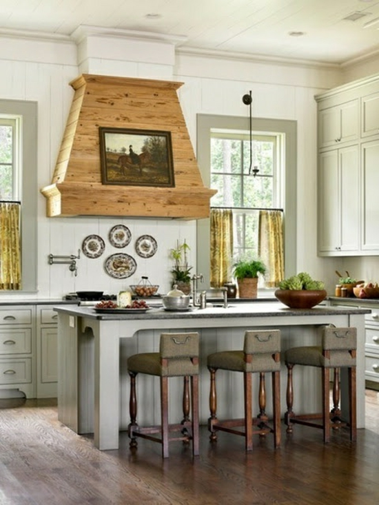 Traditional Kitchen Hood Designs