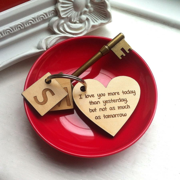 Key Rings With Barcodes