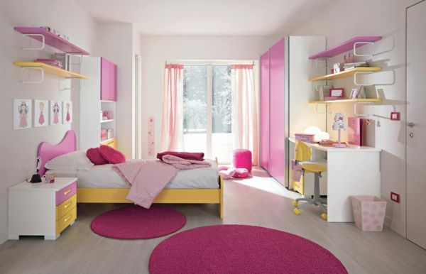 farbideen f r kinderzimmer bei der kinderzimmergestaltung manche ideen. Black Bedroom Furniture Sets. Home Design Ideas