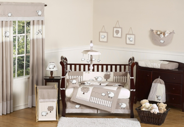 gardinen f rs kinderzimmer ideen wie sie das kinderzimmer versch nern. Black Bedroom Furniture Sets. Home Design Ideas
