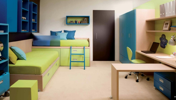 kinderzimmergestaltung ideen die sie vielleicht. Black Bedroom Furniture Sets. Home Design Ideas