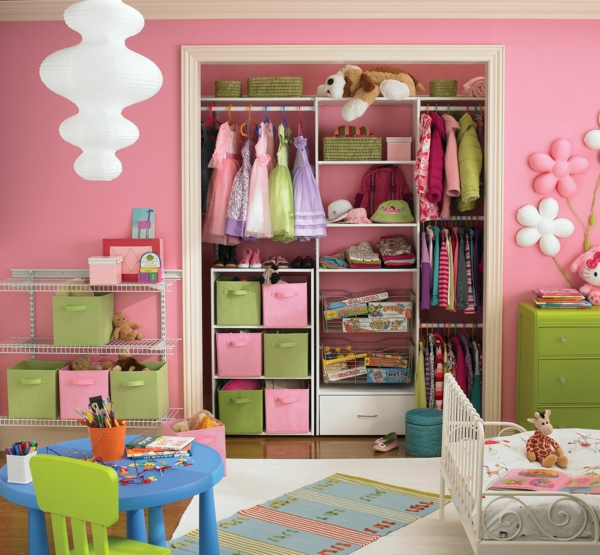 einrichtungsideen kinderzimmer beispiele f r ein sch nes kinderzimmer. Black Bedroom Furniture Sets. Home Design Ideas