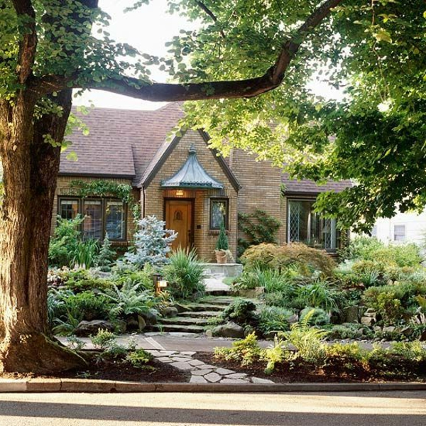 Landscaping ideas for townhouse front yard joy studio for Townhouse landscaping ideas for front yard