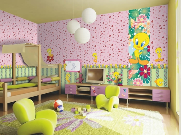 wandtattoos f rs kinderzimmer die jedes kind erfreuen. Black Bedroom Furniture Sets. Home Design Ideas