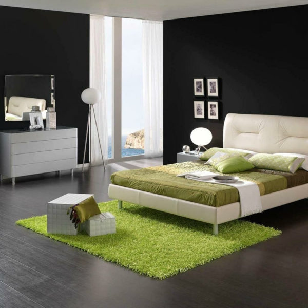 streichideen f r w nde f r jeden geschmack. Black Bedroom Furniture Sets. Home Design Ideas