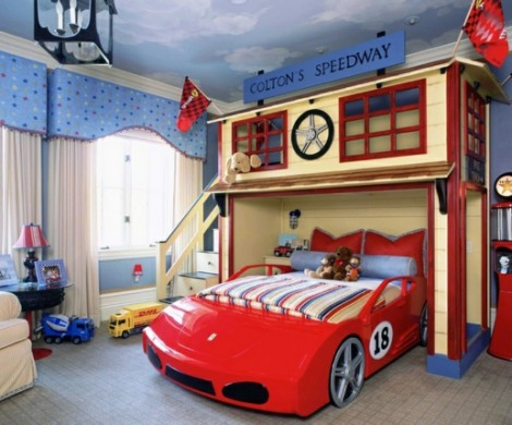 wohnideen kinderzimmer tolles kinderzimmer f r einen jungen. Black Bedroom Furniture Sets. Home Design Ideas