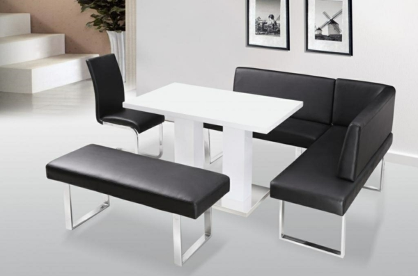 Seater Glass Kitchen Table