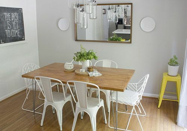 Folding Kitchen Table And Chairs Set
