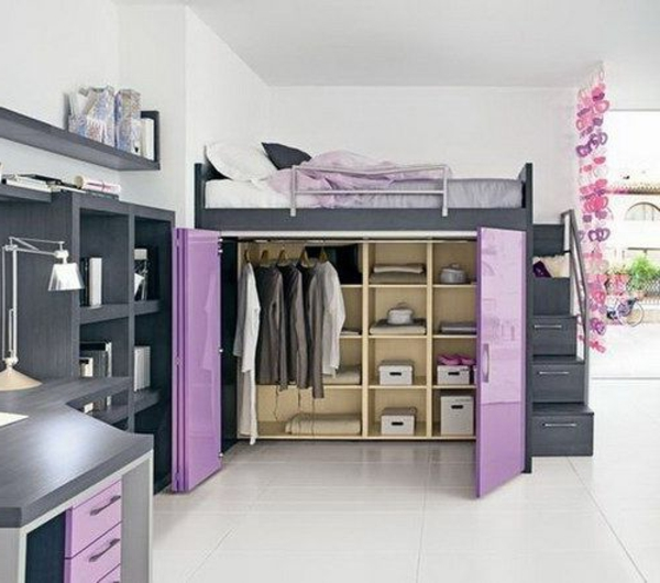 wohnlandschaft mit bettfunktion ein kleines ambiente ausstatten. Black Bedroom Furniture Sets. Home Design Ideas