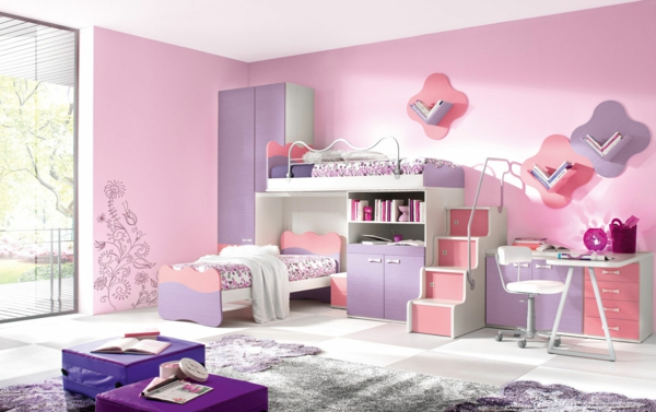 7 Inspiring Kid Room Color Options For Your Little Ones: Wandfarben-Wechsel Ist Wieder Angesagt