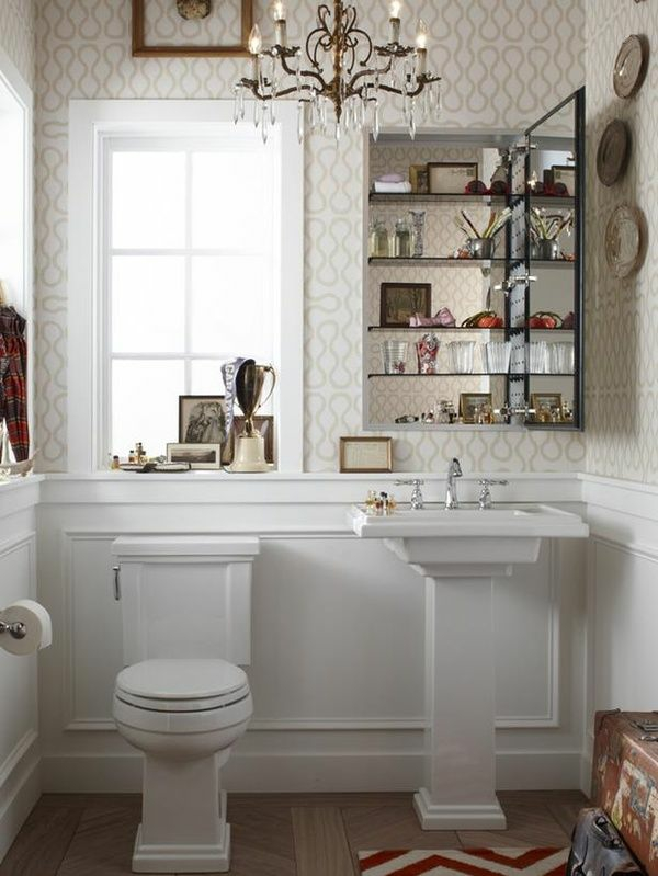 Edwardian Style Wallpaper Back In Fashion Uk
