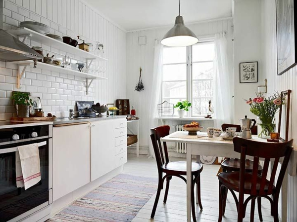 Nordic Kitchen Decor