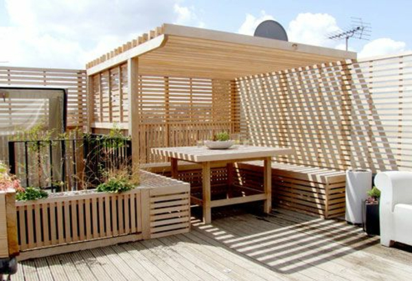 terrassen berdachung aus holz k mmern sie sich um die terrasse. Black Bedroom Furniture Sets. Home Design Ideas