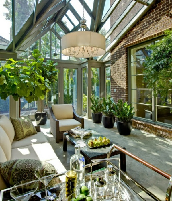 Garden Rooms Outdoor