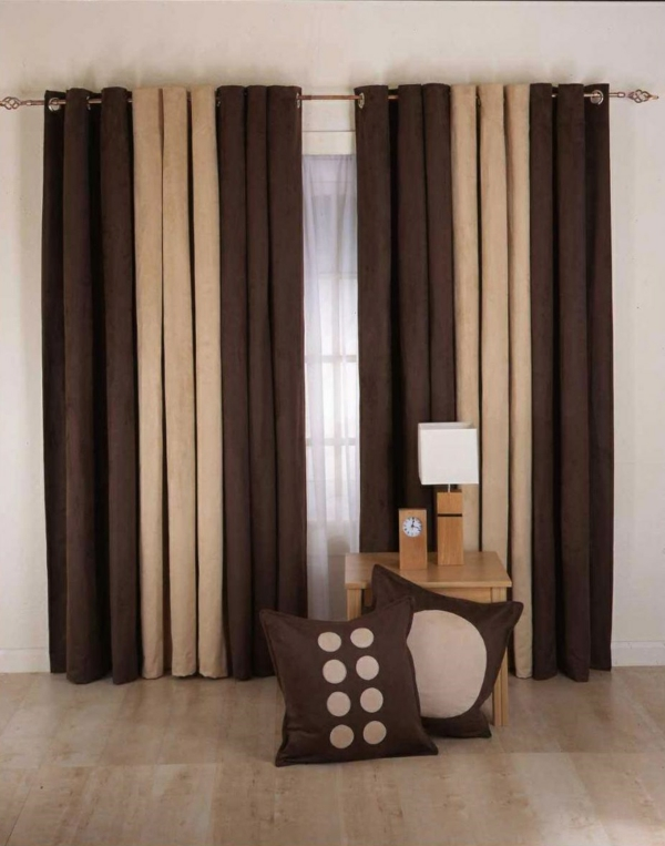 Curtain Colors That Go With Taupe Living Room Wallscurtain Ideas For Bay Windows Living Room
