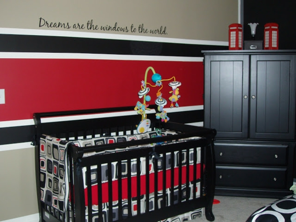 Ferrari Crib Bedding