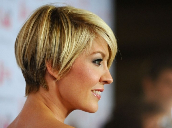 coole frisuren blond frauenfrisuren elegant