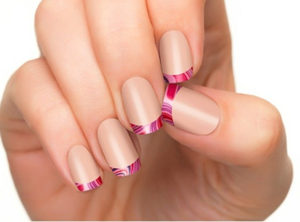 Diy French Tip Nail Designs