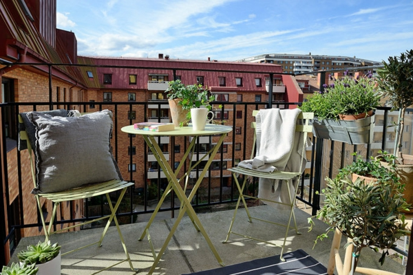 Balcony ideas who will love your friends
